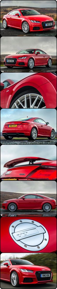 "A Winning Formula the New Audi TT Coupé Quattro Review. ""When you've had a hit on such a massive scale,"" a journalist asked Ringo Starr after I Want to Hold Your Hand became The Beatles first number one in both the UK and the USA, ""how on earth do you follow it?"" ""By doing the same thing again,"" Quite right. Why change a winning formula? Audi might say the same about the TT coupe – a massive non-stop hit for 15 years, with about 100,000 sold in the UK. #Audi #TT #newcars #drive"