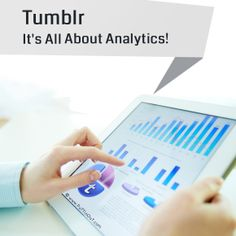 #Tumblr: It's All about #Analytics! Social Media Marketing, Digital Marketing, Understanding Yourself, Improve Yourself, Insight, Innovation, Told You So, Tumblr, Learning