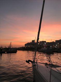 Feliz noche en #Eivissa. Deja que el cielo te inspire #SantAntoni #nofilter  Happy night in #Ibiza. Let the sky inspires you #SummerVibes  Ibiza, Summer Vibes, Sky, Let It Be, Happy, Sunsets, Night, Heaven, Heavens