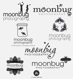 Moonbug Photography - VALE DESIGN | Branding & Logo Development