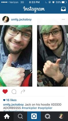 Jack in hoodies and/or sweatpants is my everything