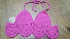 Crochet Bikini, Crochet Top, Bikini Tops, Bikinis, Swimwear, Bathing Suits, Women, Fashion, Swimsuits