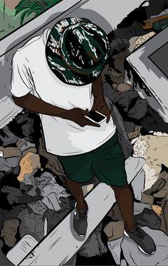 Art by Samona Lena info@scaredofmonsters.com http://scaredofmonsters.com http://instagram.com/ho3sz http://scaredofmonsters.tumblr.com/ https://society6.com/scaredofmonsters http://nabaroo.com/Samona/nabs