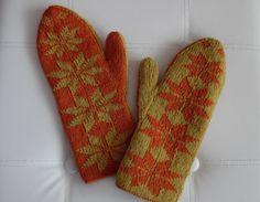 Meine ersten Doubleface Handschuhe