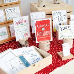 Pinwheel Print Shop | New Craft Fair Displays | http://pinwheelprintshop.com