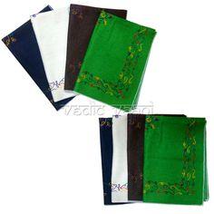 Designer Woolen Puja Asan, Buy Woolen puja asan online from india. Get various types of aasan at low price.