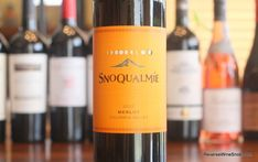 Snoqualmie Merlot  One Delicious Drink