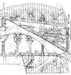 Gaudi, Architecture Organique, Organic Architecture, Budapest, Artist, Artists, Antoni Gaudi