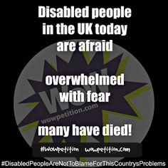 Stuck In Scared: Why I support #WOWpetition