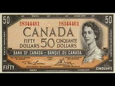 old banking Canada Old British Coins, Canadian Coins, Canadian History, Canadian Bacon, Fake Money Printable, Money Notes, Canadian Dollar, Coins Worth Money, Forex Trading Signals