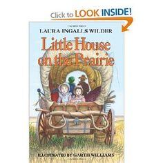 Little House Prairie: Amazon.ca: Laura I Wilder: Books