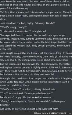 Julia, the clever girl scary creepy stories, ghost stories, horror stories, creepy Scary Horror Stories, Short Creepy Stories, Spooky Stories, Weird Stories, Ghost Stories, Creepy Facts, Creepy Things, Scary Stuff, Creepypasta