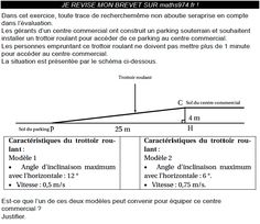 Brevet et Trigonométrie - [ Maths974]