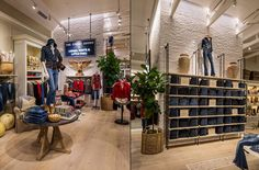 Lucky Brand in Beverly Hills by MNA, Los Angeles   US fashion