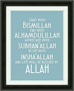 Islam With Allah # Allah Quotes, Muslim Quotes, Religious Quotes, Qoutes, Religious Studies, Quotations, Alhamdulillah, Hadith, Beautiful Islamic Quotes