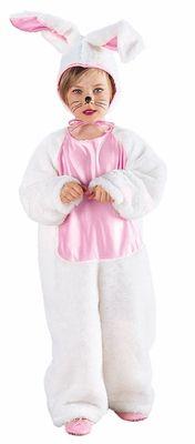 Plush Bunny Baby Costume