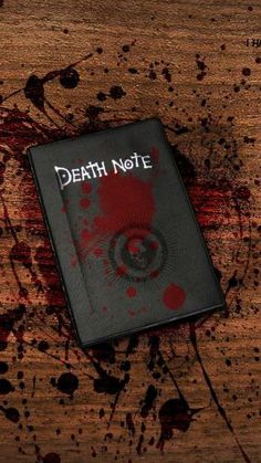 Death Note HD wallpaper for iPhone