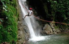 Costa Rica's rugged natural terrain provides the perfect backdrop to the adventure vacation of your dreams.