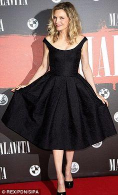 Michelle Pfeiffer in Dolce&Gabbana