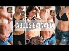 TRAINING ABDOS GAINAGE, court et efficace - YouTube