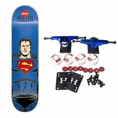 Superman Skateboard