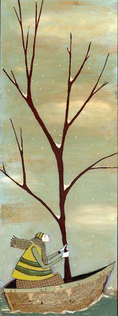 pamela zagarenski