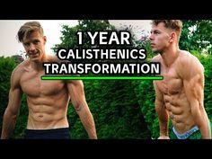 How to Start Calisthenics - Beginner Bodyweight Workout Examples - YouTube