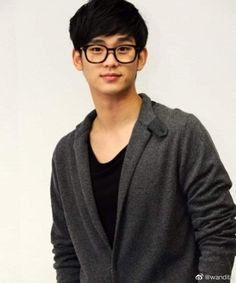 Bello 💖  #KimSooHyun Asian Actors, Korean Actors, Jun Ji Hyun, My Love From The Star, Dream High, Korean Group, Korean Star, Boy Art, My Crush