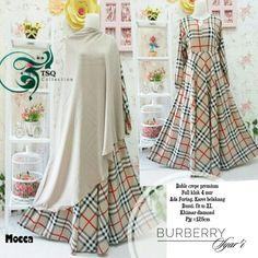 Jual Baju Gamis Syar'i Burberry Crepe Premium Keren - Cek sekarang juga disini https://www.bajugamisku.com/baju-gamis-syari-burberry-crepe-premium