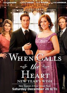 When Calls the Heart - Season 3.             So excited! Omg!