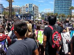 Goodbye Comic-Con 2015 - see you again next year!