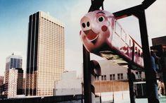 The Pink Pig Rich's Department Store , Atlanta ...sweet memories