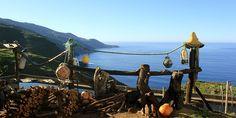 Gallegos, vista romantica by La Palma Natural, via Flickr #turismorural #ecoturismo #canarie #canary #canarias #rural #vacanze Night Club, Travel Guide, Travel Destinations, Wanderlust, Natural, Museum, Outdoor Decor, Las Palmas, Spain