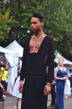Brianna Roye, Black Street Fashion, Afropunk Fest 2014, Afropunk fest style