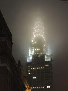 Chrysler Bldg. New York