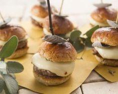 Bouchées burger minceur à picorer : http://www.fourchette-et-bikini.fr/recettes/recettes-minceur/bouchees-burger-minceur-a-picorer.html