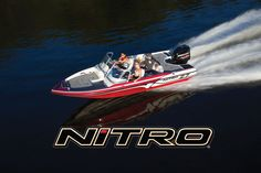 From sunup to sundown, you and your crew are in for a treat with the NITRO® Sport boat. Fish And Ski Boats, Nitro Boats, Sport Boats, Bass Boat, Cricut Explore, Water Sports, Fishing Boats, Skiing, Fun Stuff