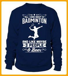 Badmin minton Badminton Racquets Ball Net player team sport shirt - Badminton shirts (*Partner-Link)