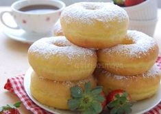 Resep Cake, Asian Desserts, Pastry Cake, Indonesian Food, Bread Rolls, Cookie Desserts, Cake Cookies, Bread Recipes, Donuts
