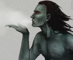 Jotun Loki. This is freaking beautiful.