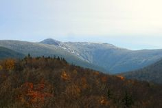 Hiking Mt Lafayette...Franconia Notch NH, Mittersall Resort