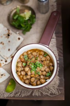 Sinfully Spicy : Pindi Chana, Tea Infused Spicy Chickpea Curry003