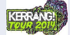 Kerrang! Tour 2014 - Limp Bizkit and special guests Crossfaith and Nekrogoblikon