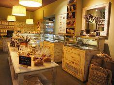 Hofmann, great bake shop in Barcelona.THE BEST CROISSANTS EVER!!!!!!!