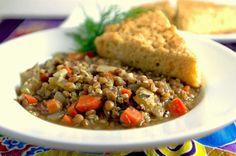 MELOMEALS : French Lentil Soup