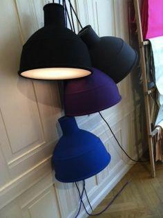 Unfold lamp van Muuto, een idee voor onze keuken