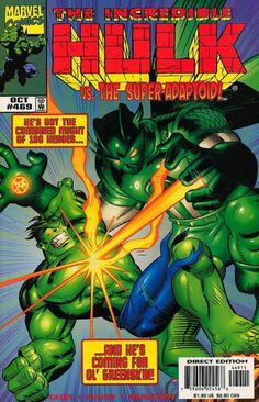 Incredible Hulk # 469 by Javier Pulido & Larry Mahalstedt