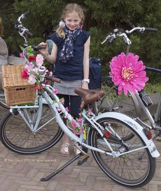 Have you seen the decorated bikes in Holland?