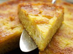 Découvrez la recette Gâteau à l'ananas mixé rapide sur cuisineactuelle.fr.
