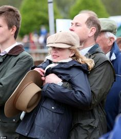 Lady Louise Windsor is a keen rider who has followed in her grandmother's footsteps by keeping a pony at the Queen's Berkshire estate  Read more: http://www.dailymail.co.uk/news/article-2323354/Sophies-proud-Lady-Louise-enjoys-day-horsing-Windsor.html#ixzz2T7LQpRtV  Follow us: @MailOnline on Twitter | DailyMail on Facebook